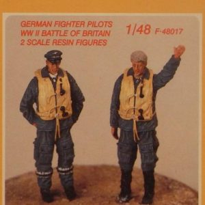 German Fighter Pilots WWII Battle of Britain