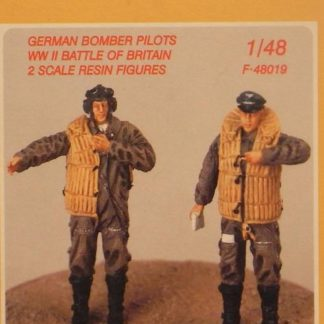 German Bomber Pilots WWII Battle of Britain