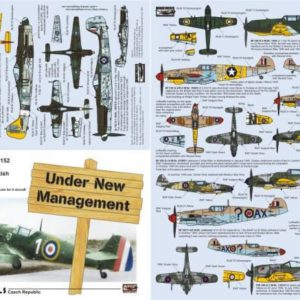 Under New Management (Bf 109 and Fw190 captured and Tested by the Allies)