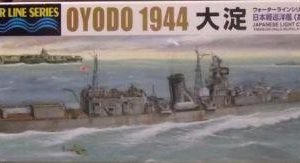 IJN Light Cruiser Oyodo