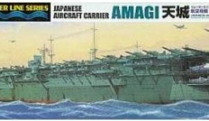 IJN Aircraft Carrier Amagi