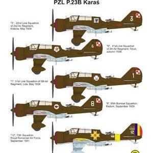 PZL P.23B Karas