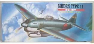 Shiden Type 11 Kou