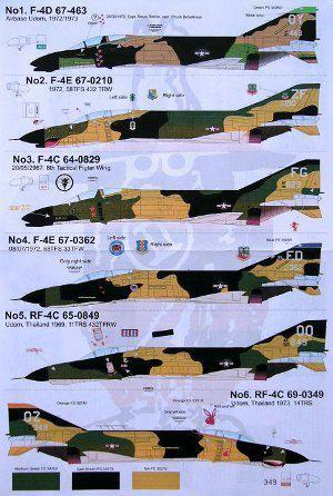 F-4 Phantom in Vietnam War