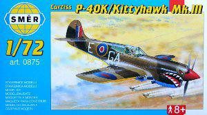Curtiss P-40K Kittyhawk Mk.III