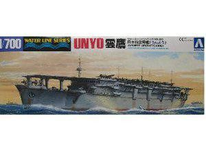 IJN Aircraft Carrier Unyo