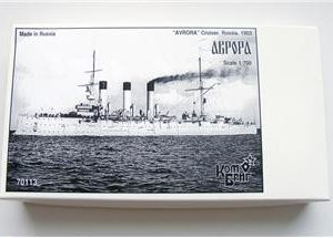 Aurora Russian Cruiser 1903