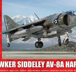 Hawker Siddeley AV-8A Harrier