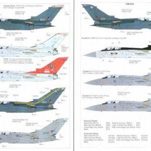 RAF Tornados 2004-2006
