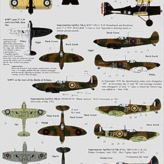 RAF 74 (Tiger) Squadron 1916 to 1992