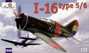 Polikarpov I-16 Type 5/6