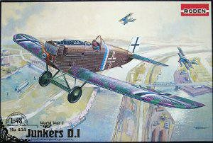 Junkers D.1 Late Type