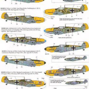 Battle of Britain 1940 70 th Anniversary Luftwaffe