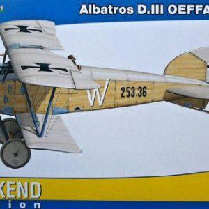 Albatros D.III Oeffag 253 Weekend