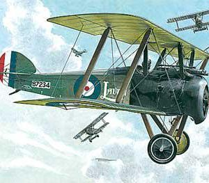 Sopwith F.1 Camel (Motor Bentley)