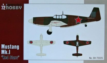 "Mustang Mk I ""Red Stars"""