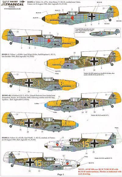 Battle of Britain 70th Anniversary: Luftwaffe