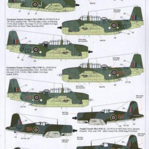 Yanks with Roundels. Part 1 US Aircraft in Fleet Air Arm Service