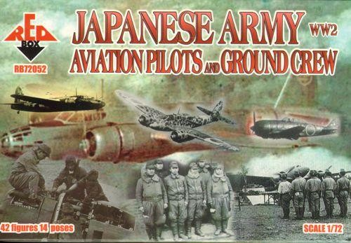 Japanese Army Aviation pilots and Ground Crew