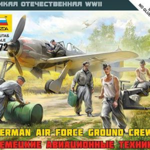 German Air Force Ground Crew