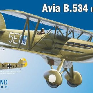 Avia B.534 III.serie Weekend