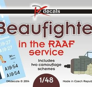 Beaufighter in the RAAF Service
