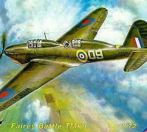 Fairey Battle TMk. I