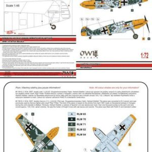 Bf 109 E-3 PeilG IV Day Fighter
