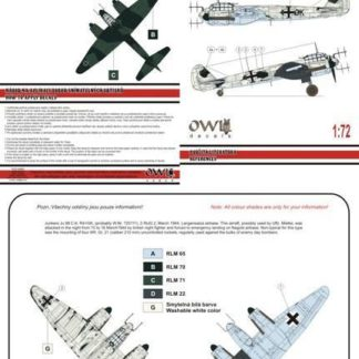 Junkers Ju 88 C-6 with WGr 21