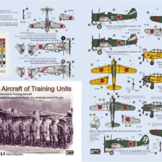 Japanese Aircraft of Training Units