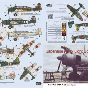 Japanese Army Light Bombers Pt. II