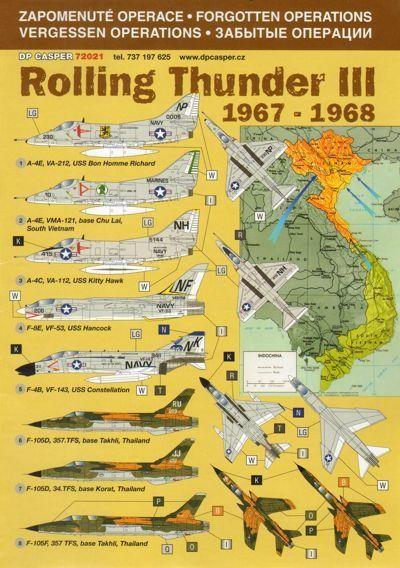 Rolling Thunder III 1967-1968