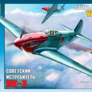 Soviet Fighter Yak-3