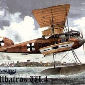 Albatros W.4 Early