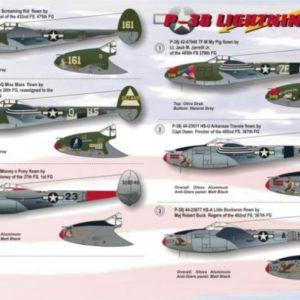 P-38 Lightning Part 1