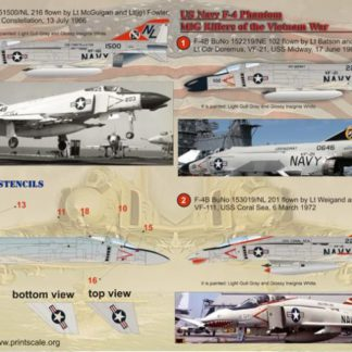 US Navy F-4 Phantom MiG Killers of the Vietnam War Part 1