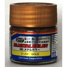 Mr. Metal Color 217 Gold