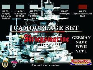 Kriegsmarine German Navy WWII Set 1