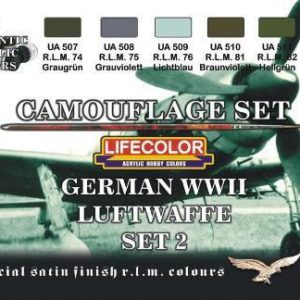 German WWII Luftwaffe Set 2