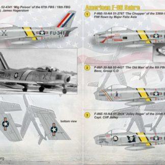 American F-86 Sabre Part 2