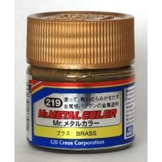 Mr. Metal Color 219 Brass