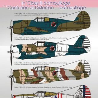 Curtiss P-36C Hawk 27th Pursuit Squadron Part 2