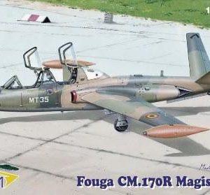 Fouga CM.170 R Magister (BAF)