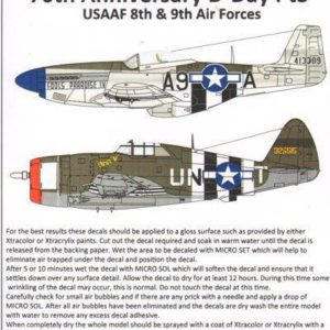 70 th Anniversary D-Day Part 3 USAAF