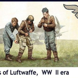 Pilots of Luftwaffe WWII Era