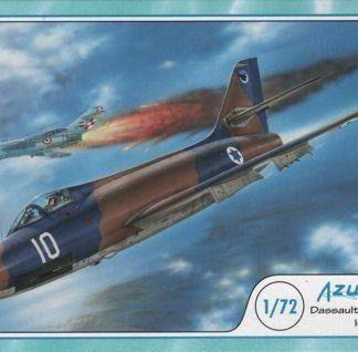 Dassault Mystère IV A Israel