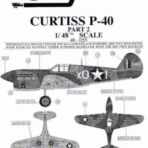 Curtiss P-40 Part 2