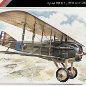 "SPAD VII C1 ""RFC and US Air Service"""