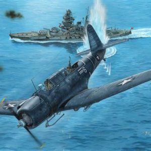 SB2U-3 Vindicator Marines Go to War