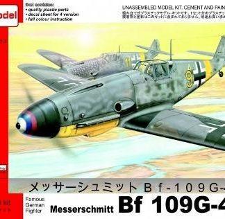 Bf 109 G-4 Gustav 4